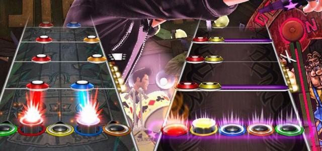 Guitar Hero vs Rock Band : la guerre reprend