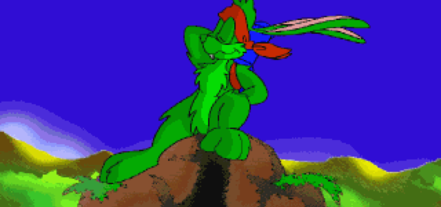 Le lapin dans l'univers des jeux vidéo