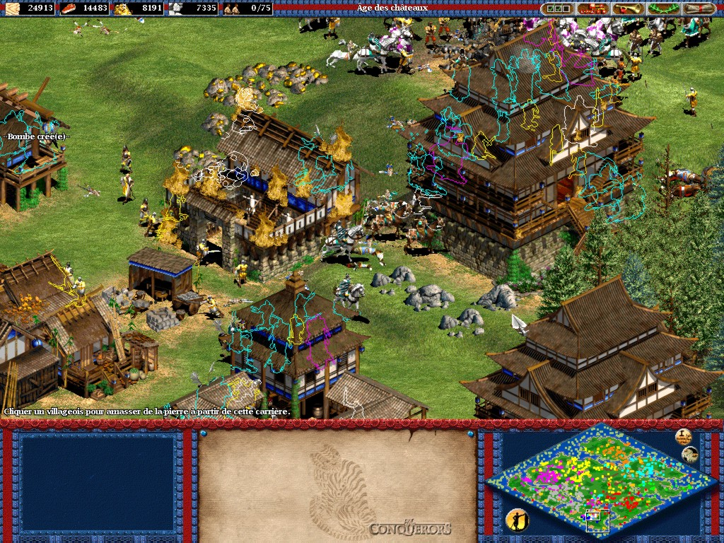 Patch fr age of empires ii hd the african kingdoms
