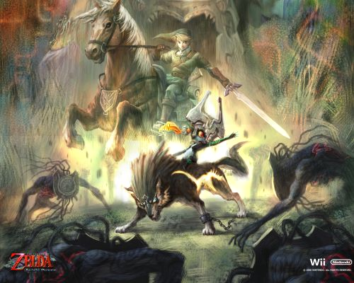 Zelda Twilight Princess