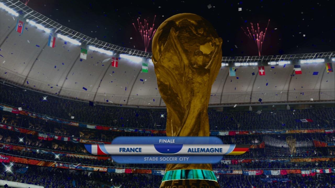 Coupe du monde de la fifa afrique du sud 2010 caf gaming - Coupe du monde fifa 2010 ...